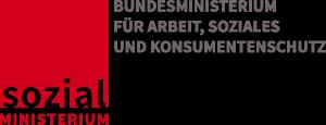 Logo Bundesministerium für Arbeit, Soziales und Konsumentenschutz