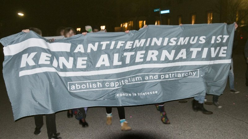 Newsbeitrag Gendertalk Antifeminismus